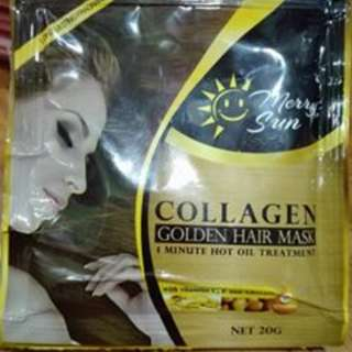 MERRY SUN keratin hair therapy instant brazillian blowout