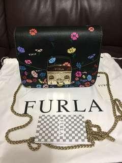 歐洲Furla大特價:香港🇭🇰現貨:全新Furla Mini Crossboby 專門店款!made in Italy