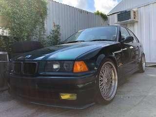 BMW 323I 325I E36 E46