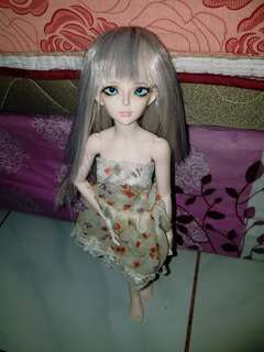 My Own Customized Bjd