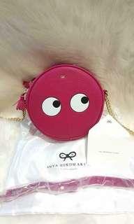 Anya Hindmarch London bag round