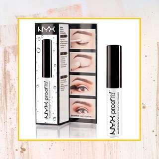 Proof it! Waterproof eyeshadow primer