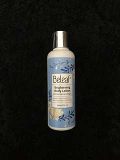 body lotion beleuf