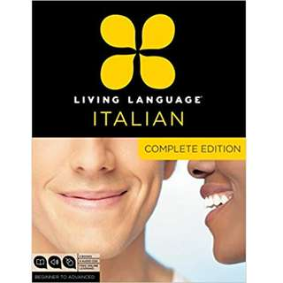 Italian Language - Living Language