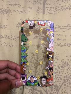 Casing Iphone X Toy Story