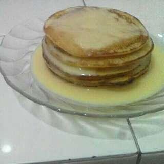 Swet chese pancake