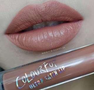 CLEARANCE❗️Aquarius Colourpop Ultra Satin Lip SALE❗️💄 (Matte Lipstick)💄