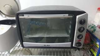 Elba electrical oven 30 L
