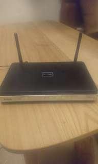 🚚 (附送網路線一條) D-Link 無線寬頻路由器 DIR-615