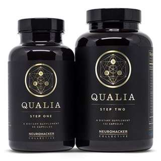 🚚 Qualia Original Stack - Premium Nootropic for Mental Performance