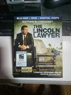 Lincoln lawyer blu ray