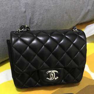 Chanel Classic Flap Mini Square 17cm