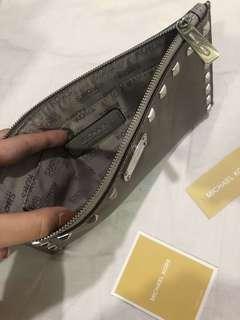 Michael Kors Studded Clutch/Wallet