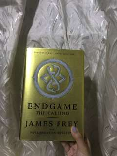 End Game: The Calling by James Frey (hard bound)