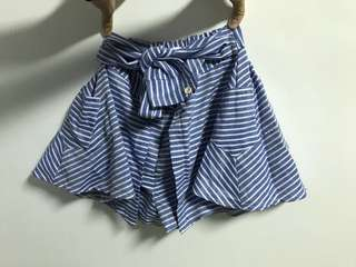 🚚 褲裙  休閒度假風
