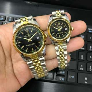 Rolex Datejust Couple Set