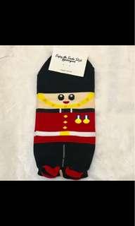 England Soldier Socka