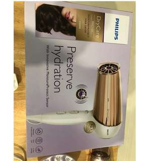 Philips moisture protect hairdryer- 2300W