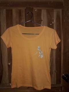 Light Orange Shirt