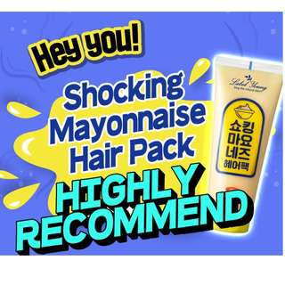 Labelyoung Shocking Mayonnaise Hair Pack 200ml