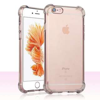 iPhone 6 6S Shockproof Case - Clear