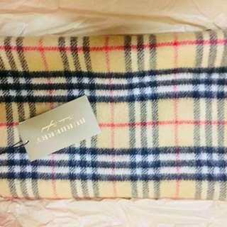 BURBERRY頸巾