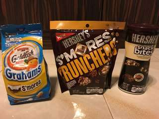 S'mores lovers - snacks for you from 🇺🇸