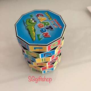 Children educational puzzle for math learning - goodies favors, goody bag gift for kids