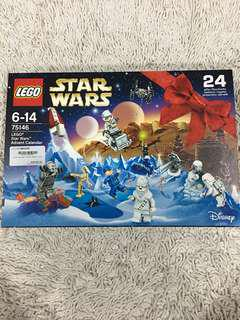 Lego Star Wars 2016 Advent Calendar