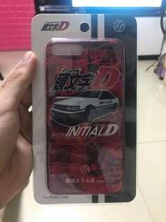 頭文字D手機殻iphone7plus