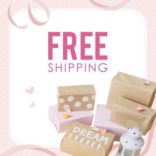 Free Shipping with Purchase 3 n above to WM!