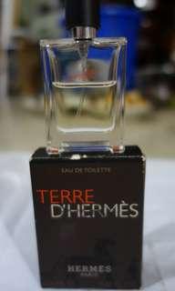 Parfum Terre D'Hermès