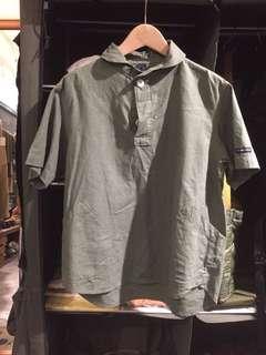 🚚 The smock shop 棉麻半罩襯衫