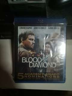 Blood diamond blu ray