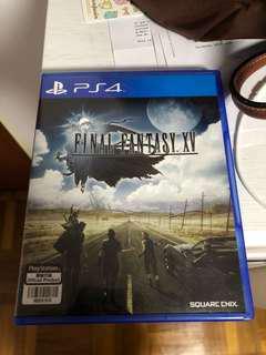 🚚 PS4 Final Fantasy XV