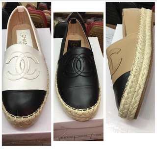 CHANEL LIMITED ESPADRILLES SHOES
