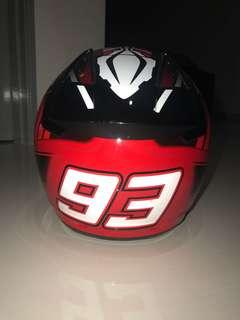 TSR Helmet Shoei JF3 Marc Marquez 93 Design