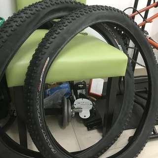 """MTB tires 26"""""""