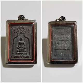 Somdej Wat Rakang  BE2500  Lp Nak 大模 经灰版 🔥🔥🔥有兴趣直接inbox🔥🔥🔥