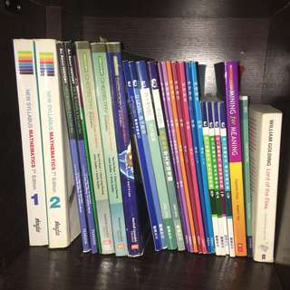 🚚 Secondary Textbooks