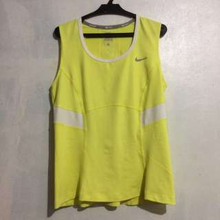 Nike Dri-fit Sleeveless Shirt