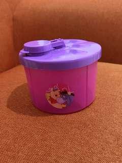 Disney Milk Powder Container