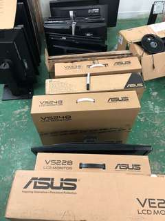 Asus mon 可测良品22寸-27寸 价格$200-$400