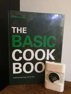 [NEW] Thermomix Basic Cookbook & CookChip