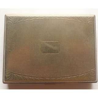 Metal Cigarettes Case Box Holder