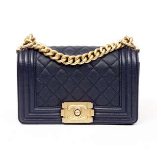 Chanel Boy 手提包