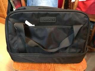 ISUZU黑色尼龍工具袋 ISUZU Black Nylon Tool Bag