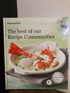 [NEW] THERMOMIX THE BEST OF OUR RECIPE COMMUNITIES TM5 TM31 #july50
