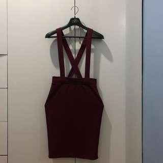 Forever21 Jumper Skirt
