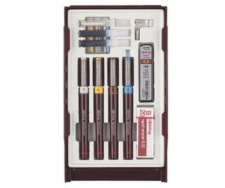 Rotring Technical Drawing Pen Set